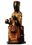 """Virgen de Montserrat """"La Moreneta"""""""