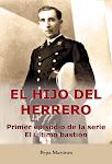 """Libro: """"EL HIJO DEL HERRERO""""  Autora: Pepa Fernández Edita: Asociación Memoria Histórica de Cartage"""