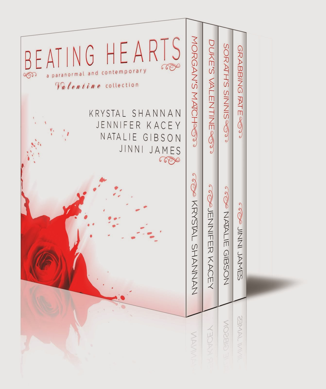 BEATING HEARTS -- 2014 TRT Valentine Anthology