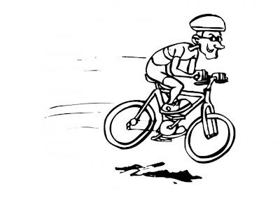Inilah Tips Cara Pemanasan singkat Sebelum Bersepeda