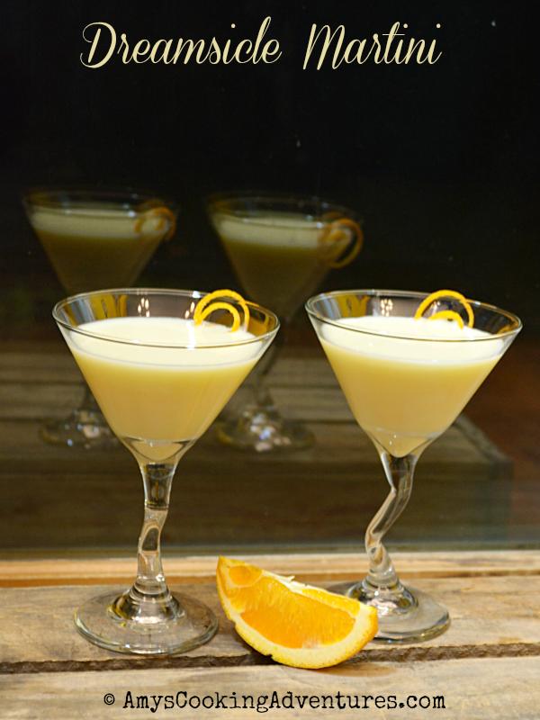 dreamsicle martini: src