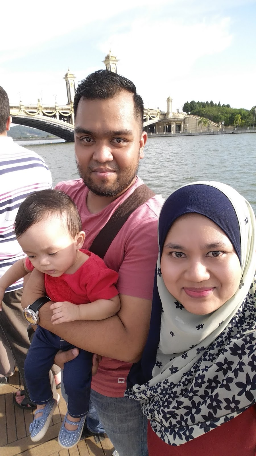 Cruise Tasik Putrajaya - Disember 2015