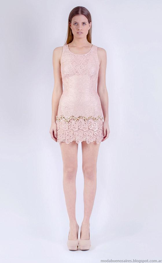 Moda Natalia Antolin verano 2015.