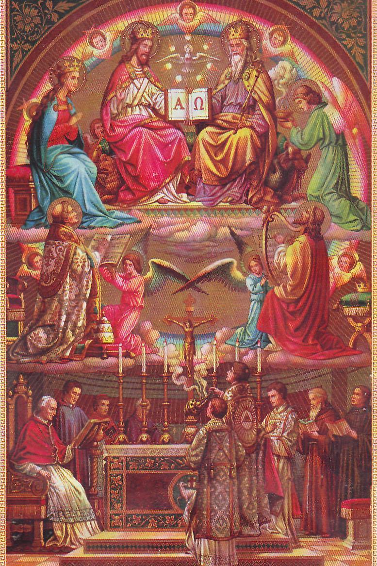 Risultati immagini per Messa antica