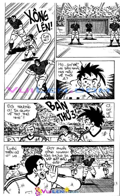 Jindodinho - Đường Dẫn Đến Khung Thành III  Tập 37 page 13 Congtruyen24h