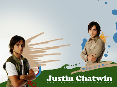 Justin Chatwin HD Wallpaper