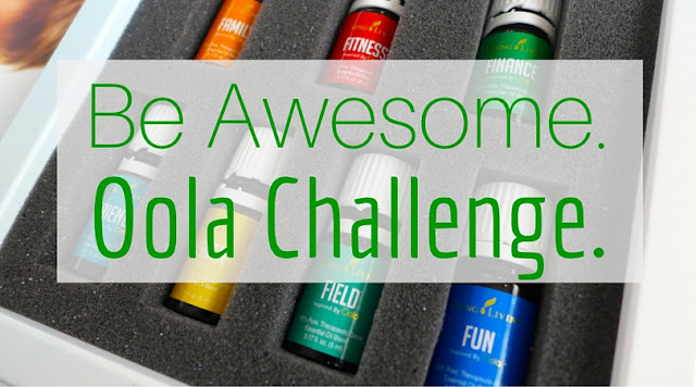 Take the #oola challenge #yleo #sevenweeksoola