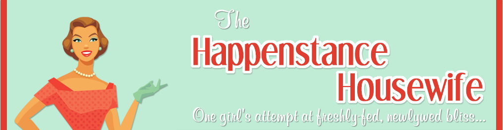the Happenstance Housewife