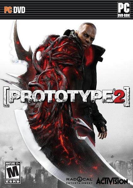 Prototype 2 PC FLT Crack Download