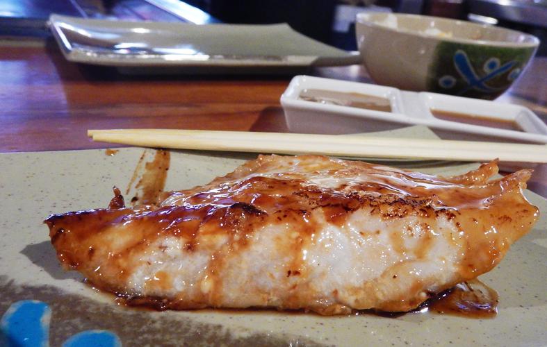 Melbourne: Ginza Teppanyaki