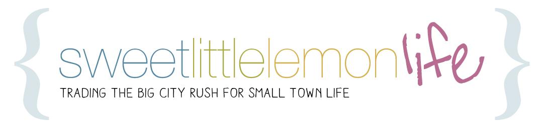 Sweet Little Lemon Life