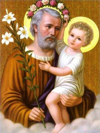 San Jose el santo del extenso patrocinio. San+Jos%25C3%25A9