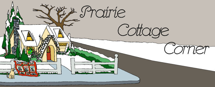 Prairie Cottage Corner - Home of Sunbonnet Sue and Friends