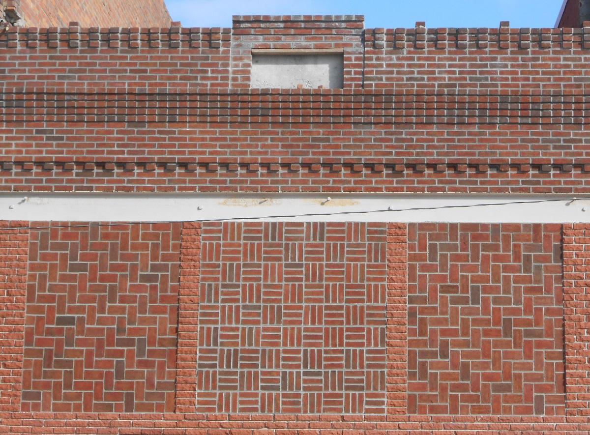 Basket weave brick pattern - Bricks Mortar Pattern Part Ii