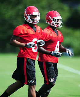 Todd Gurley and Keith Marshall still don't like being called Gurshall