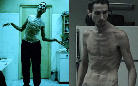 Christian Bale Machinist