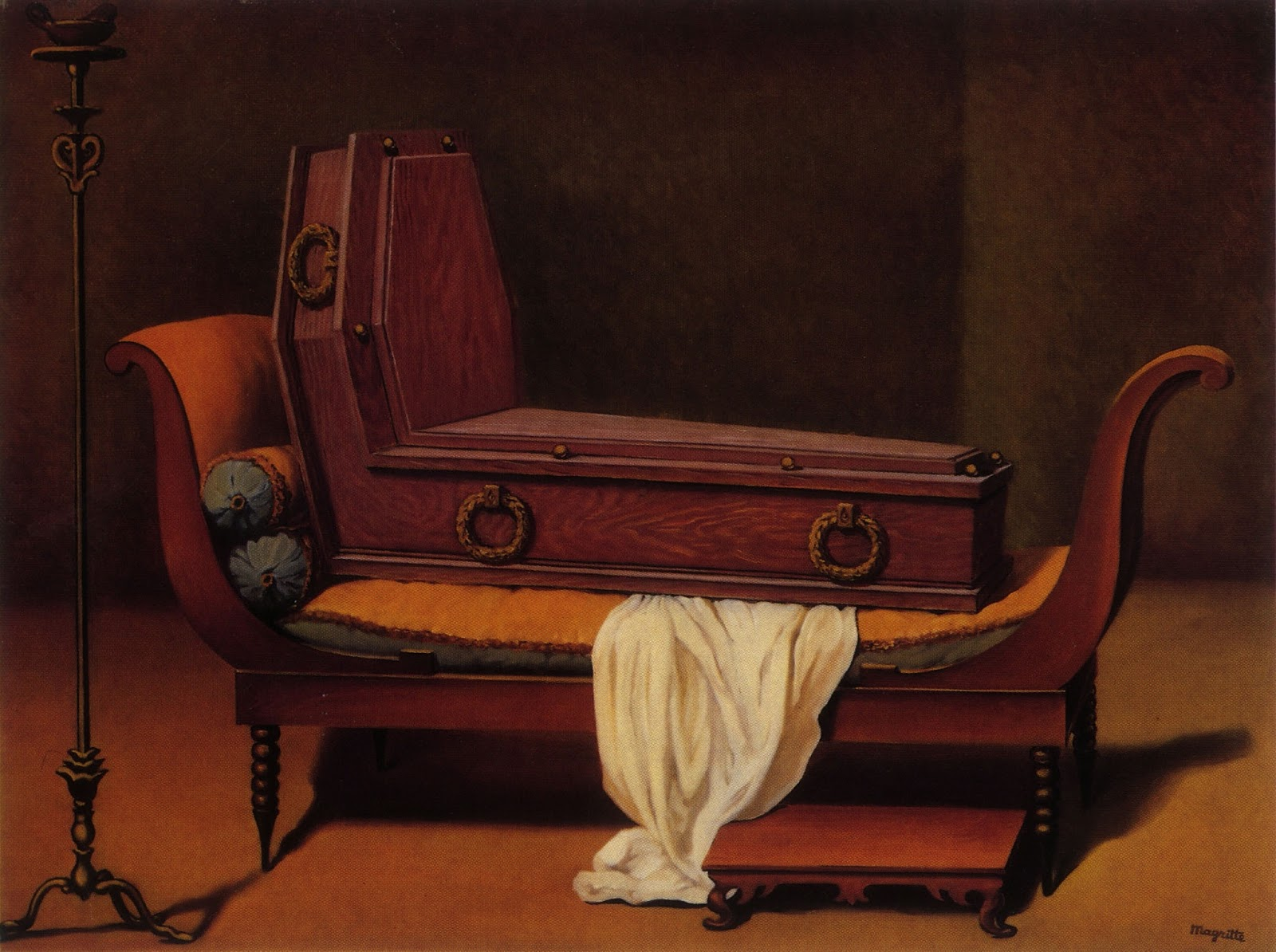Rene Magritte Biography  Matteson Art