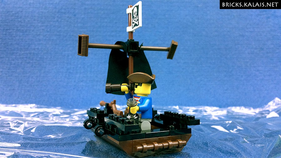 5. We got rum, we can sail! Arrr!
