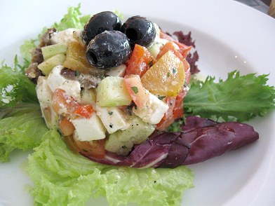 Greek-style Salad