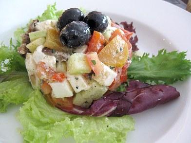 Greek-style Salad