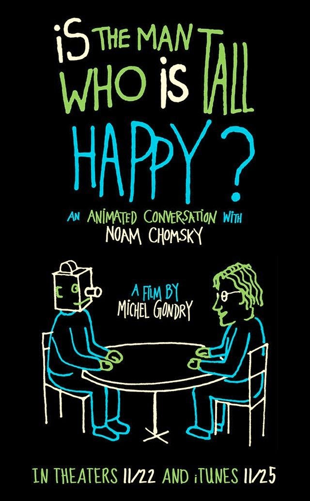 Ver Is The Man Who Is Tall Happy? (2013) Online