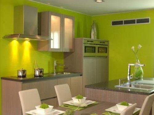 Fotos ideas para decorar casas - Colores para cocina ...