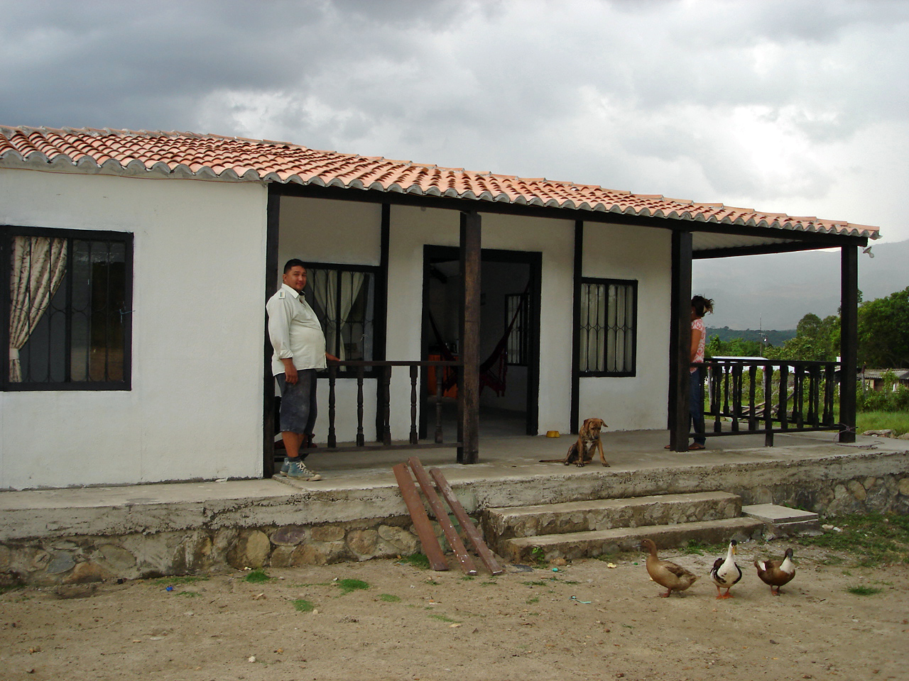 Casas prefabricadas casas prefabricadas modelos for Modelos casas prefabricadas
