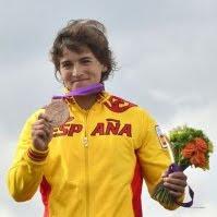 medalla de bronce Maialen Chourraut Piragüismo Slalom k-1 España Juegos Olímpicos de Londres 2012