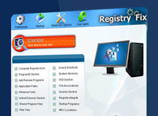 Registry Repair, Clean Up & File Fix for Windows