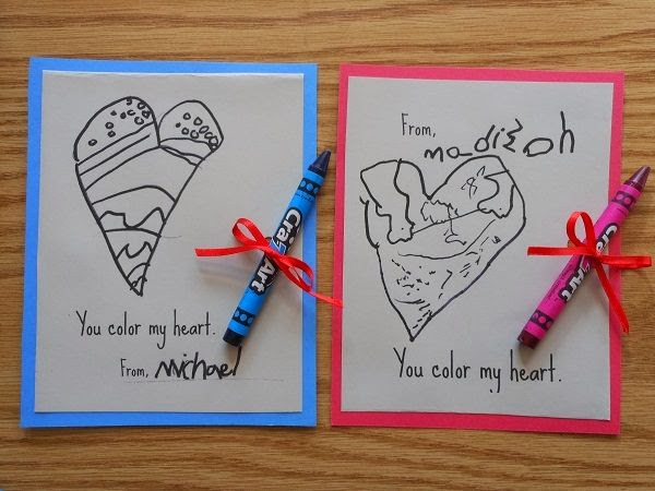 15 Unique and Creative Valentines Cards for Kids  Just Short of