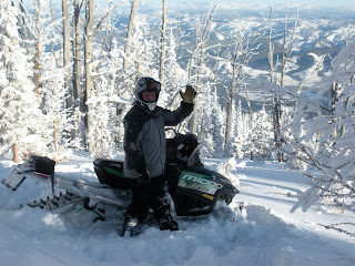 Montana wintertime