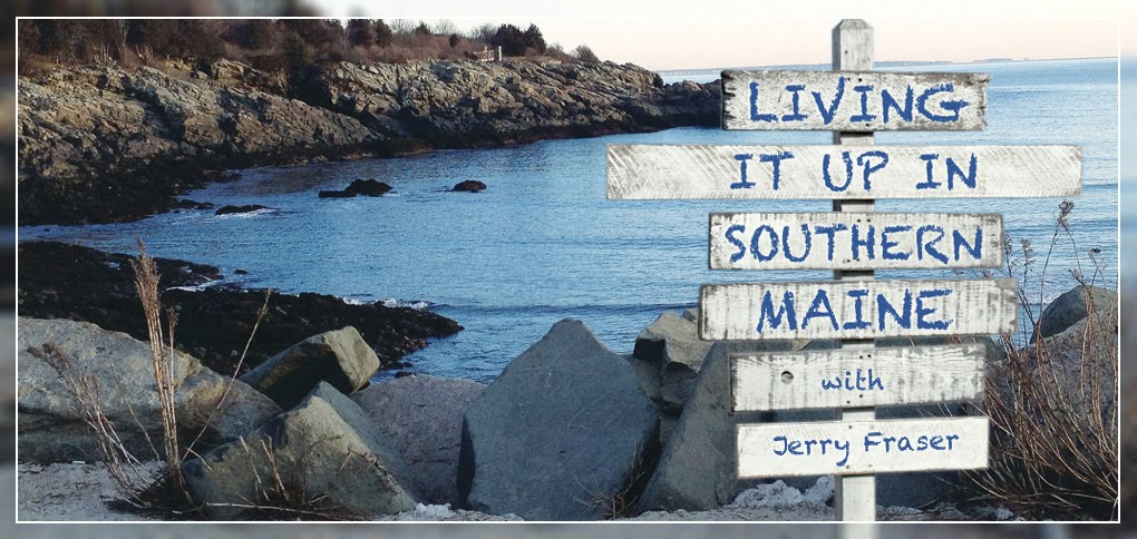 Living it up in Southern Maine