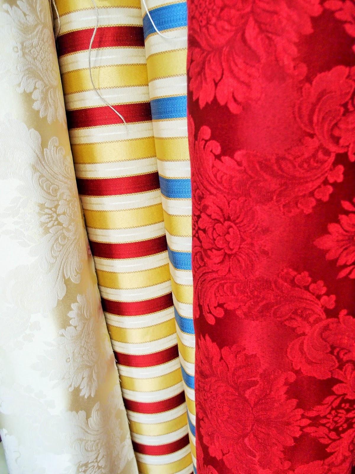 I classici... tessuti per tappezzare mobili antichi ... - Antichità ...