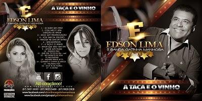 Edson Lima & Gatinha Manhosa A Taça e o Vinho CD 2014
