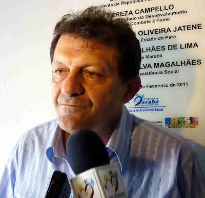 VEJA A ENTREVISTA COMPLETA DO EX-PREFEITO DE MARAB, MAURINO MAGALHES AO BARRA PESADA