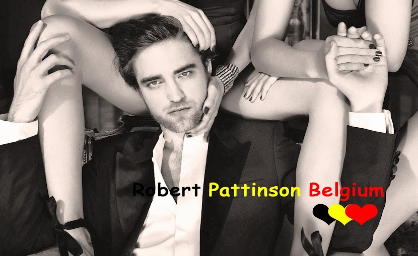 Robert Pattinson Belgium