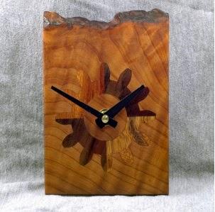 cómo hacer un reloj, como hacer un reloj de madera artesanal, como hacer relojes para vender