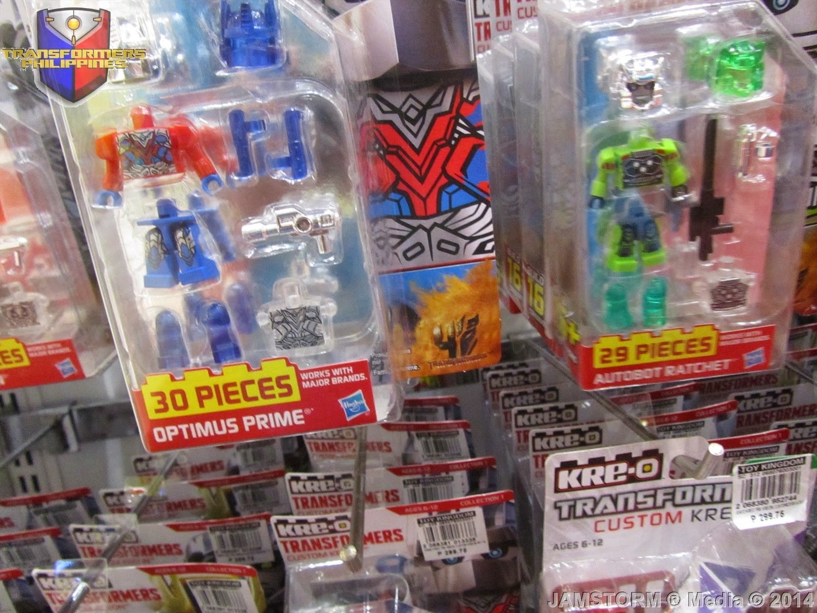 TransFormers Philippines New Transformers Toys Launched But No Movie