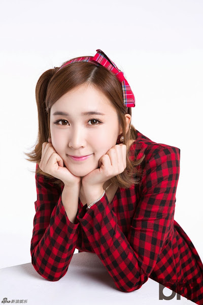 Crayon Pop Choa bnt international
