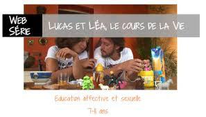 Lucas et Léa : la série !