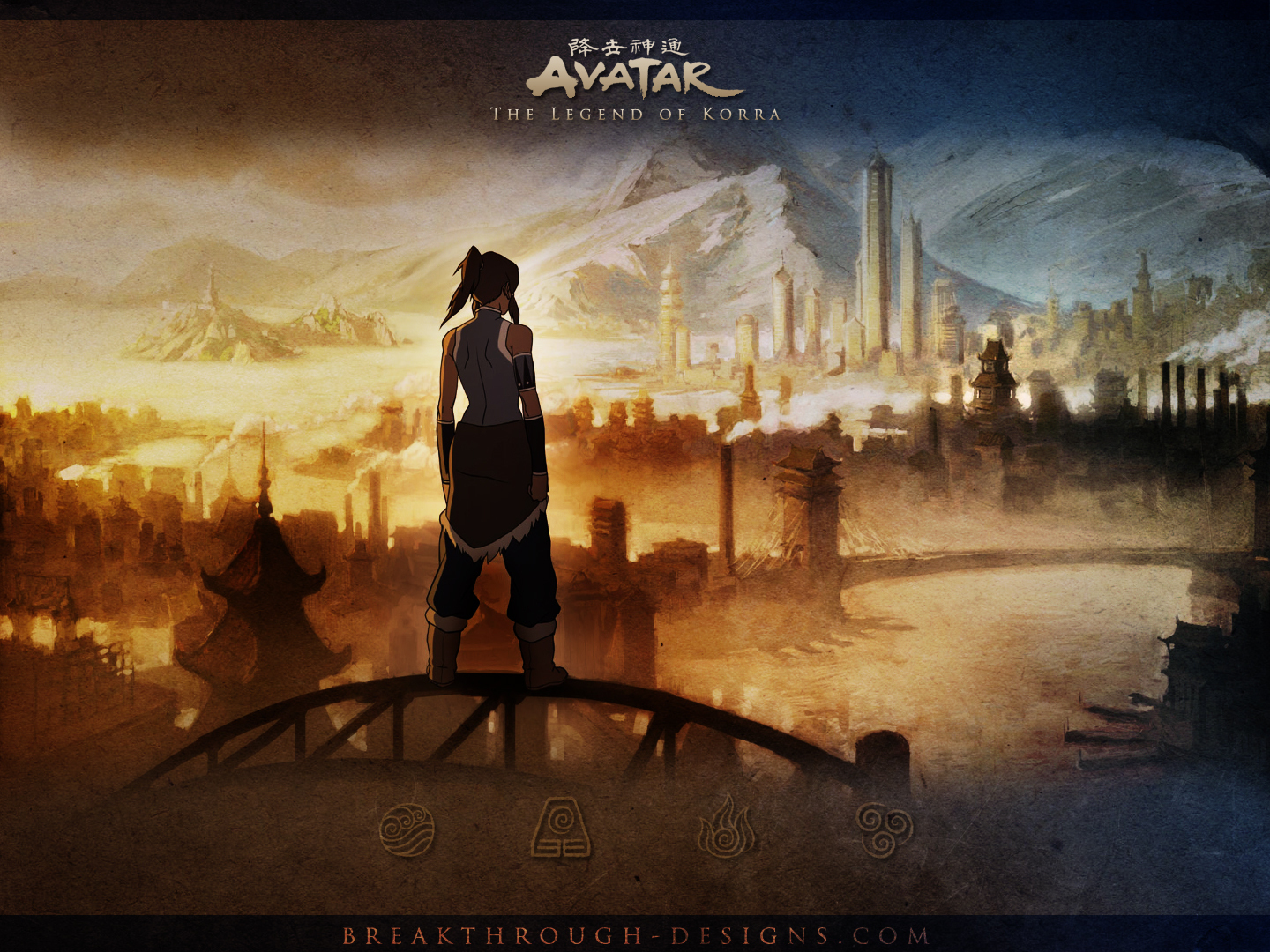 Elizabeth Poole: Avatar: The Last Airbender vs. Legend of Korra