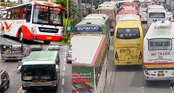 Bus Rapid Transit Manila