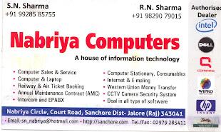 NABRIYA COMPUTERS