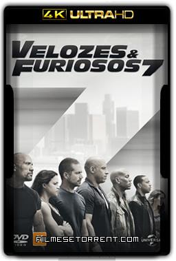 Velozes & Furiosos 7 Torrent Dublado