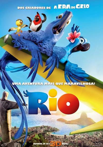 Baixar Filme Rio 2 AVI Dual Audio BDRip Download via Torrent