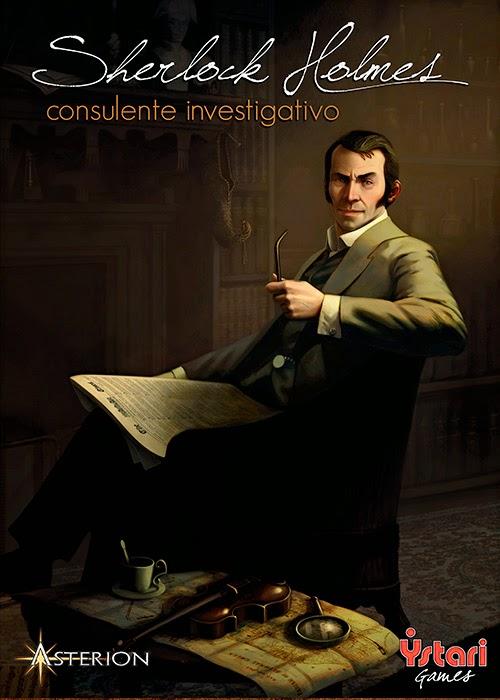 Sherlock Holmes Consulente Investigativo