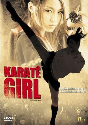 Assistir Filme Karate Girl Dublado Online
