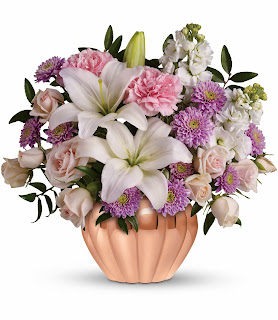 Send Anniversary Flowers with Love's Sweet Medley by Teleflora