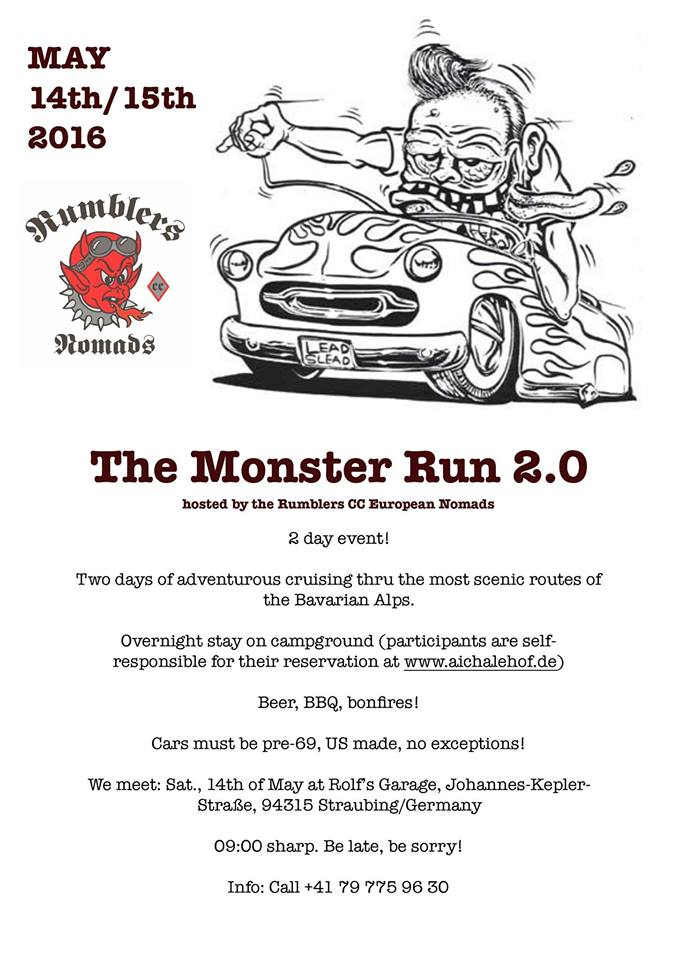 The Monster Run 2016