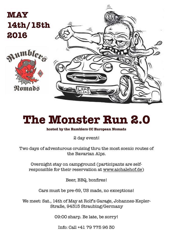 The Monster Run 2016